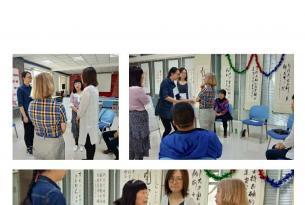 萨提亚家庭治疗模式沙龙